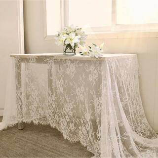 ZARA HOME - たっぷり【150×300cm】レースクロス♥韓国インテリア マルシェ、結婚式