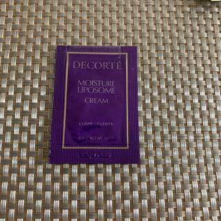 コスメデコルテ(COSME DECORTE)のコスメデコルテ クリーム 試供品(フェイスクリーム)