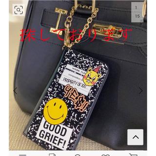 アパルトモンドゥーズィエムクラス(L'Appartement DEUXIEME CLASSE)のグッドグリーフ good grief iPhoneケース(iPhoneケース)