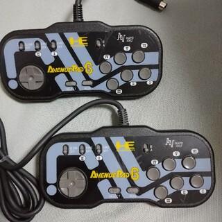 エヌイーシー(NEC)のアベニューパッド6 2個 PCエンジン(家庭用ゲーム機本体)