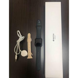 Apple Watch - Apple watch series 3 38mm