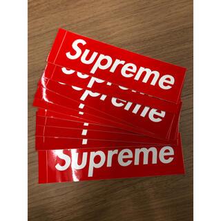 Supreme - Supreme ステッカー box logo シュプリーム sticker