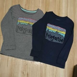 パタゴニア(patagonia)のPatagonia パタゴニア ☆ロンTセット  5T(Tシャツ/カットソー)