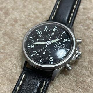 シン(SINN)のsinn 356 FLIEGER フリーガー 腕時計(腕時計(アナログ))
