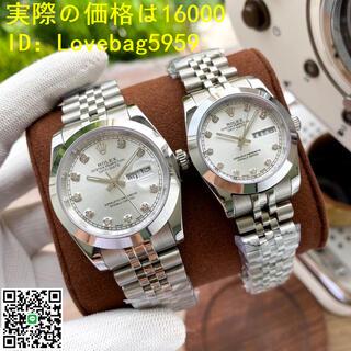 ROLEX - ロレックス ROLEX 腕時計 男女兼用 16000