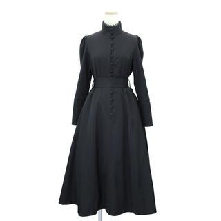 ATELIER BOZ - Sheglit Victorian バッスルワンピース ブラック