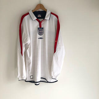 UMBRO - ENGLAND イングランド サッカーユニフォーム UNBRO