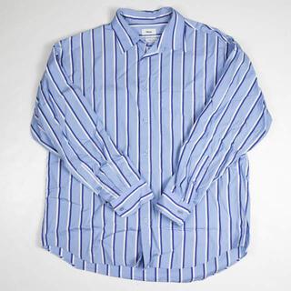 ALLEGE - ALLEGE Standard stripe shirt ストライプシャツ 3