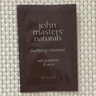 John Masters Organics - ジョンマスター G&N ピュリファイング クレンザー 5g