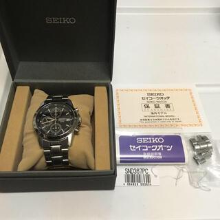 セイコー(SEIKO)のリクルート メンズ 腕時計 プレゼント SEIKO  セイコー 入社祝い(腕時計(アナログ))