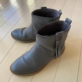 ザラ(ZARA)の[ザラ]ショートブーツ(ブーツ)