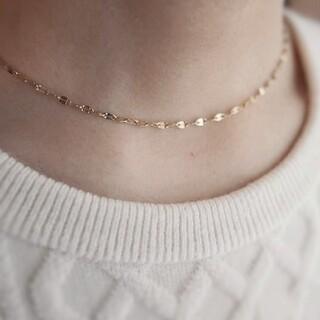 JOURNAL STANDARD - 【再入荷】Petalchain necklace 🌼 Gold