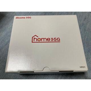 NTTdocomo - docomo home5G HR01