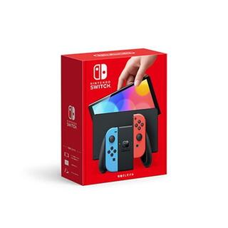 Nintendo Switch - Nintendo Switch (有機ELモデル) ネオンブルー/ネオンレッド