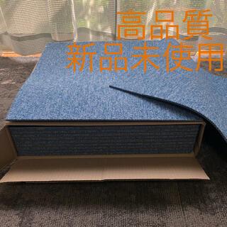 【タイルカーペット】サンゲツ/NT-2564  ブルー DIY(カーペット)
