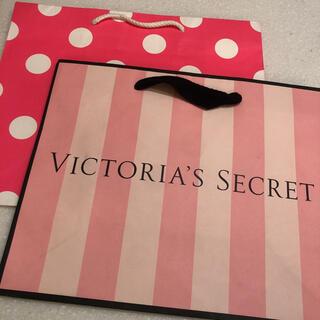 ヴィクトリアズシークレット(Victoria's Secret)のvictora's secret ショッパー(ショップ袋)