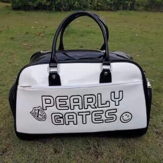 PEARLY GATES - 新品PEARLYGATES ゴルフ ハンドバッグ ショルダーバッグ  ボストンバ