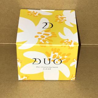 新品 未開封 DUO ザ クレンジングバーム クリア 増量 100g 限定品