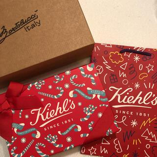 キールズ(Kiehl's)のKiehl's ギフトボックス 3点セット!(ショップ袋)