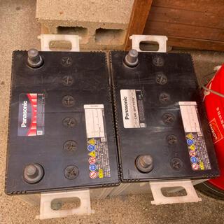 パナソニック(Panasonic)のカーバッテリー パナソニック Panasonic 85D26R(メンテナンス用品)