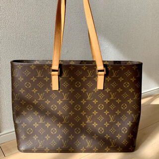 LOUIS VUITTON - ルイヴィトン LUCO トートバッグ