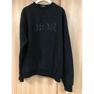 ディオール(Dior)の未使用品DIOR AND PETER DOIG オーバーサイズ スウェットシャツ(スウェット)