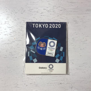 バッジ 東京オリンピック2020 GALAXY
