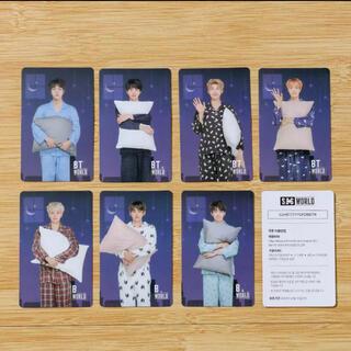 防弾少年団(BTS) - BTS♥カードセット 7枚 ⑨