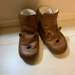 プティマイン(petit main)のプティマイン ブーツ 15cm(ブーツ)