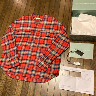 FEAR OF GOD - FEAR OF GOD 6th Plaid Pullover チェックシャツxs