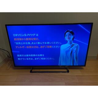 東芝 - 東芝 43インチ  液晶テレビ REGZA 43J10X