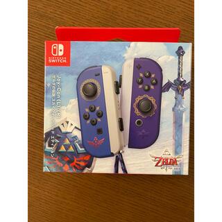 Nintendo Switch - ジョイコン ゼルダの伝説 スカイウォーソード エディション