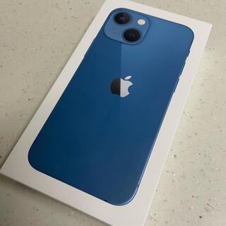 iPhone - 【新品】iphone13mini 128GB SIMフリー