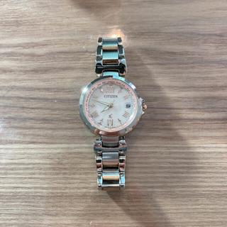 CITIZEN - 【美品】シチズン XC 腕時計