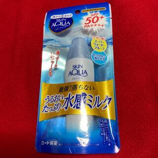 ロート製薬 - スキンアクア スーパーモイスチャーミルク(40ml)