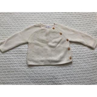 ザラキッズ(ZARA KIDS)のZARA baby ニット 2枚セット(ニット/セーター)
