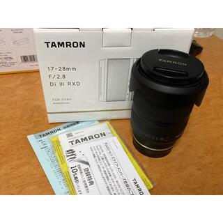 TAMRON - TAMRON 17-28F2.8 DI III RXD(A046SE)