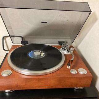 デノン(DENON)のDENON DP-500Mレコードプレーヤー レコード針カートリッジシェル付き。(ポータブルプレーヤー)