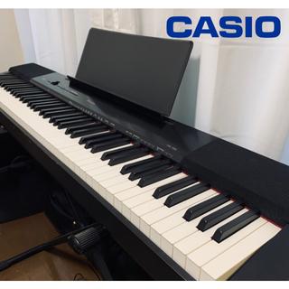 カシオ(CASIO)のCASIO プリヴィア PX-150BK 電子ピアノ キーボード(電子ピアノ)