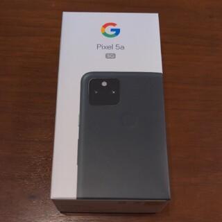 Google Pixel - Pixel 5a 5G Mosty Black