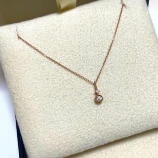 ブルーム(BLOOM)の定価2万円超!ダイヤモンドネックレス(ネックレス)