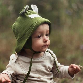 コドモビームス(こども ビームス)のASH generation BEAR HAT 新品未使用(帽子)