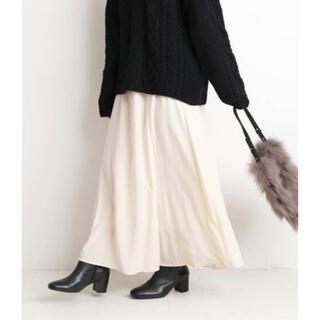 IENA SLOBE - エアリースカート
