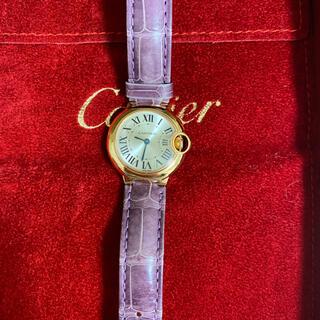 Cartier - カルティエ バロンブルーSM