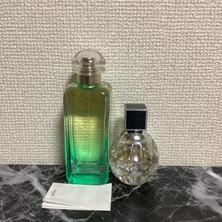 Hermes - 香水 セット エルメス ナイルの庭 100ml  ジミーチュウ 40ml