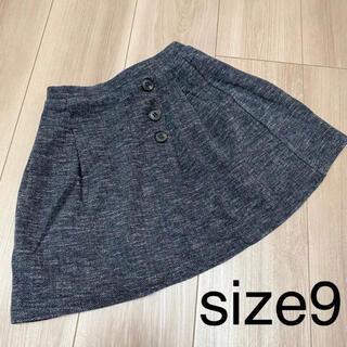 ザラキッズ(ZARA KIDS)のザラキッズ 女の子 スカート size 9  134㎝(スカート)