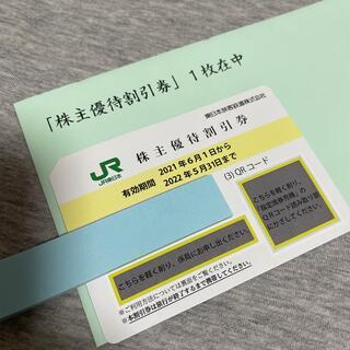 JR - JR東日本 株主優待割引券