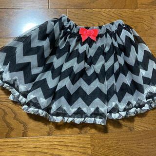 エイチアンドエム(H&M)のチュールスカート 110cm(スカート)