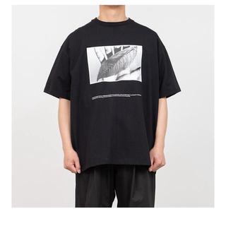コモリ(COMOLI)のGraphpaper POET MEETS DUBWISE(Tシャツ/カットソー(半袖/袖なし))