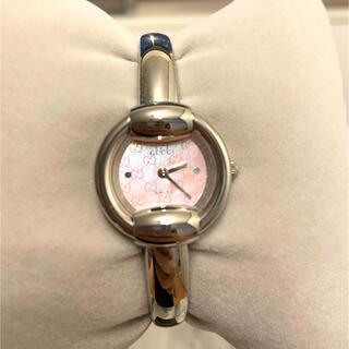 Gucci - 【正規品】グッチ バングル腕時計 レディース